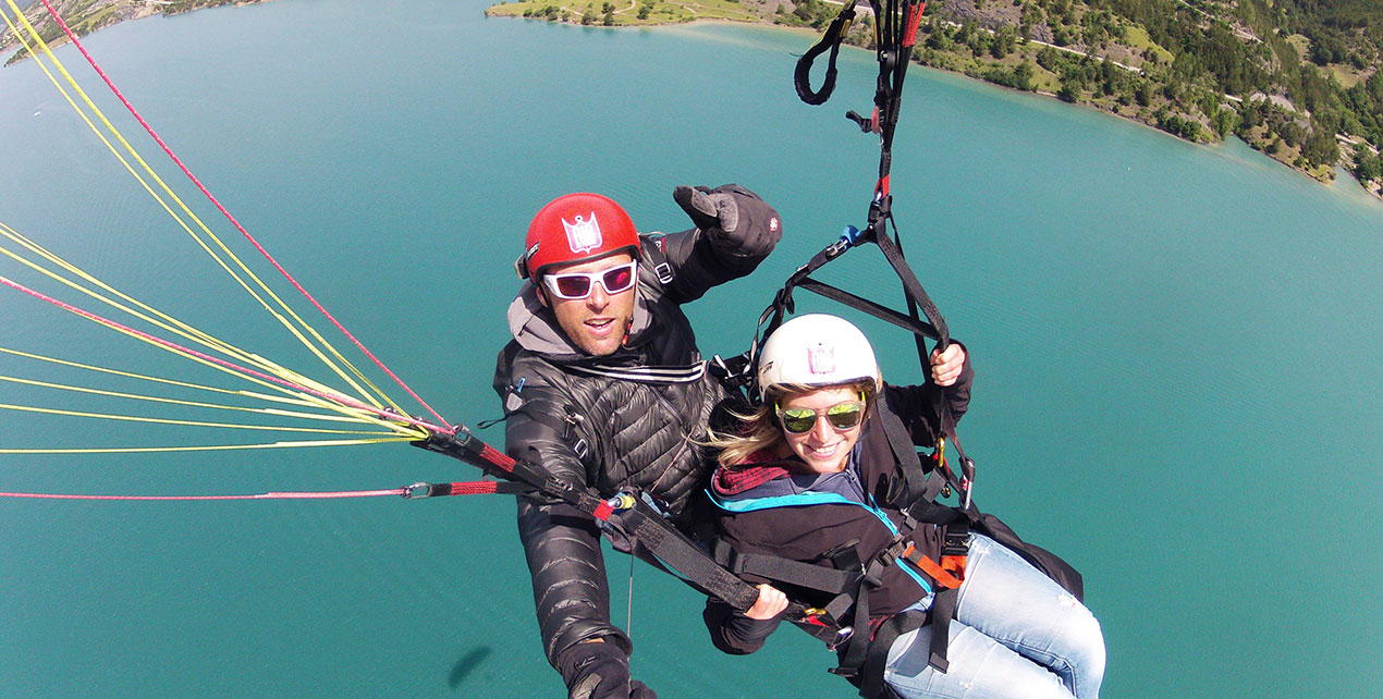 Le lac de serre pon on site officiel de l 39 office de tourisme de blanche serre pon on - Savines le lac office de tourisme ...