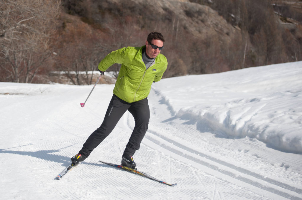 Ski de Fond au Fanget