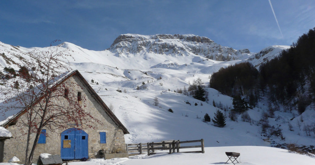 Cabane des Mulets (Photo Nelly Blondel)