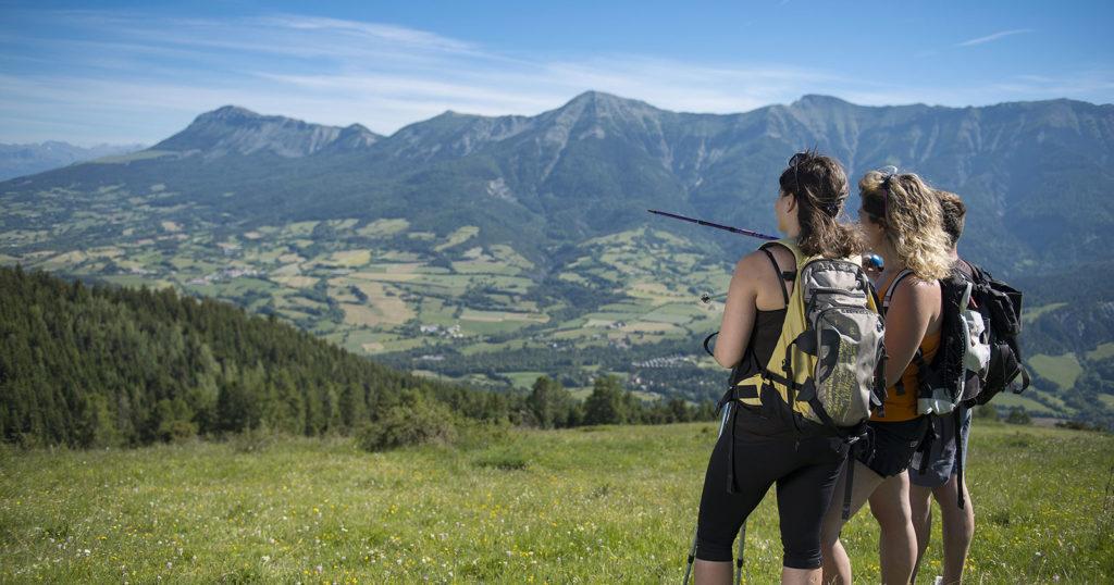 Randonnée au Grand Puy