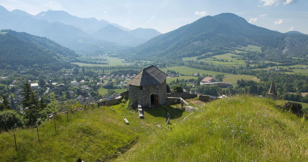 Citadelle de Seyne-les-Alpes