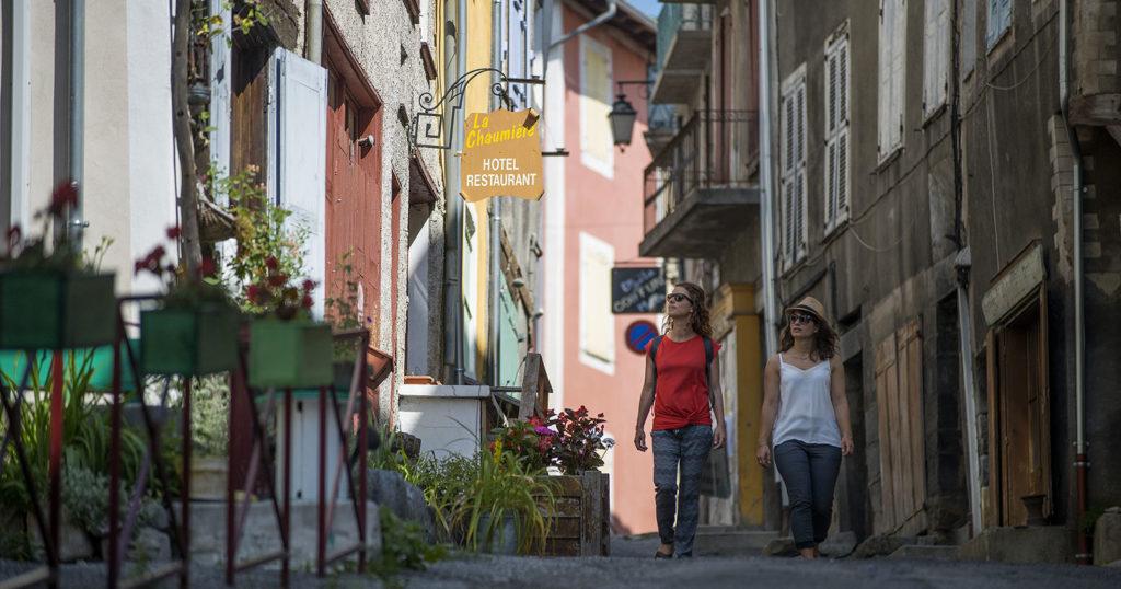 Rues de Seyne-les-Alpes
