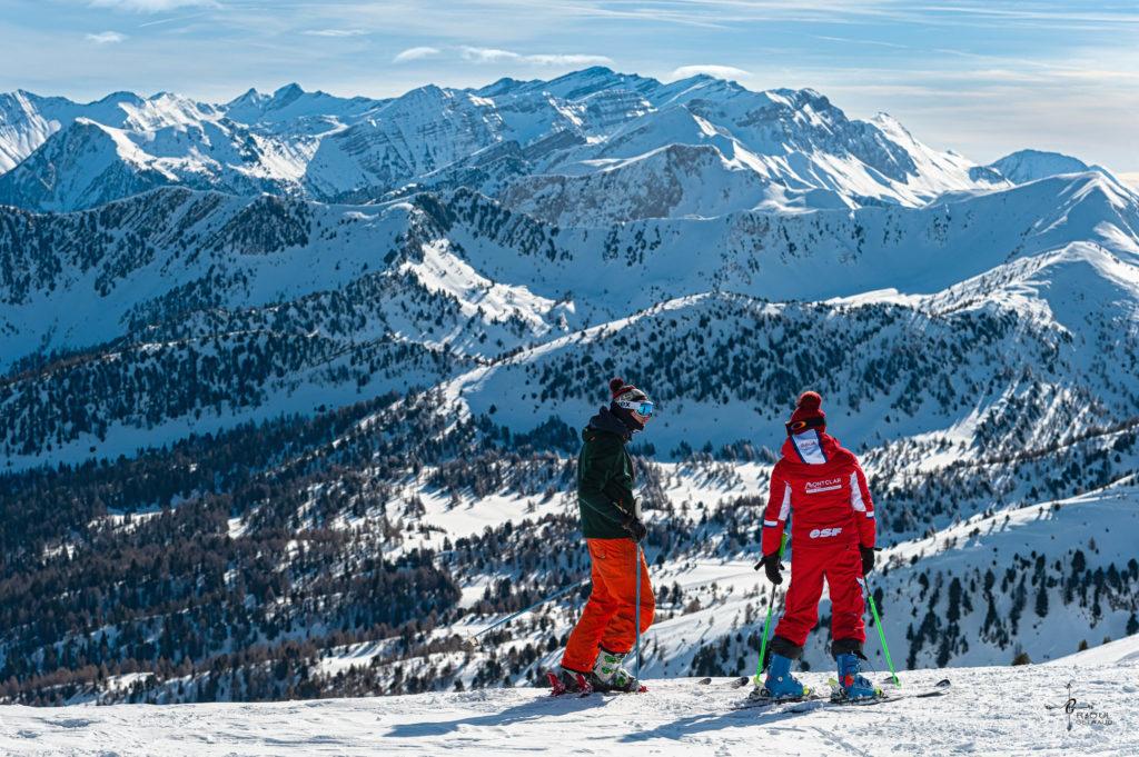 Ski à Montclar les 2 vallées