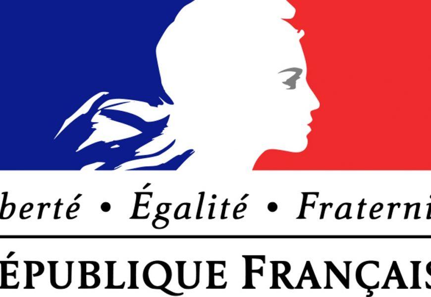 Drapeau république française