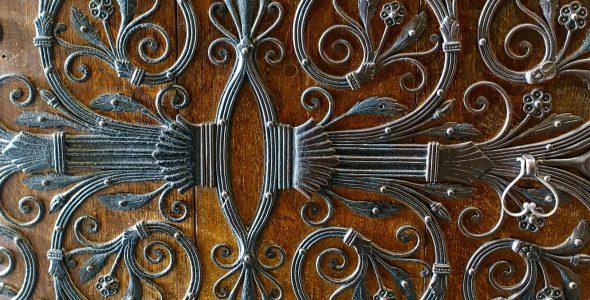 Décoration Porte