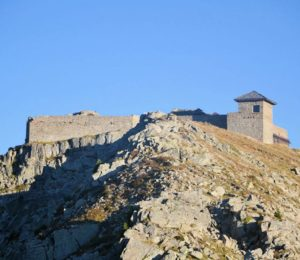 Le Fort de Dormillouse
