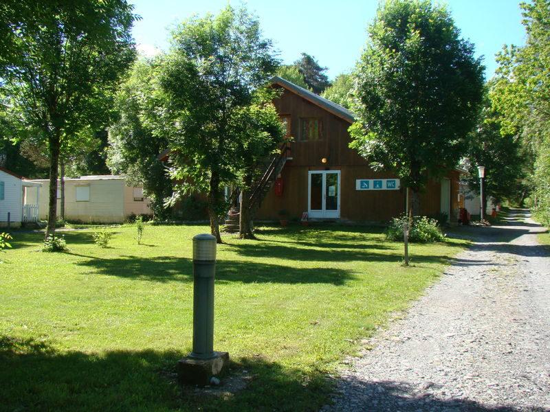 Camping Caravaneige de la Blanche