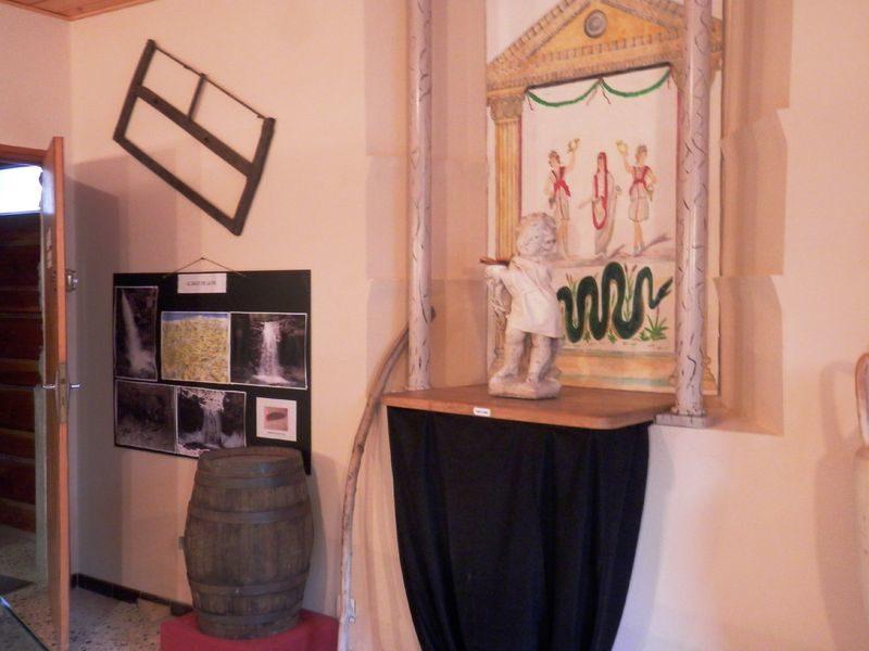 Musée archéologique de Montclar