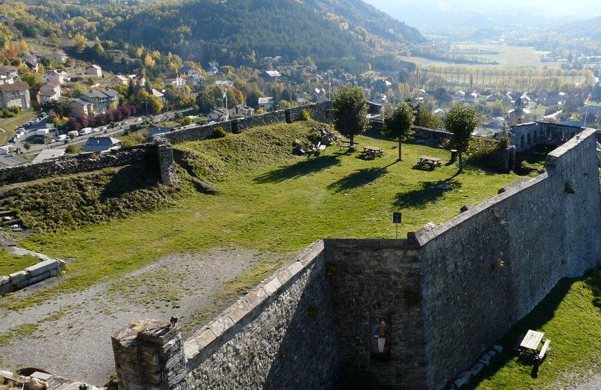 La citadelle Vauban