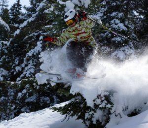 Ski Blanche