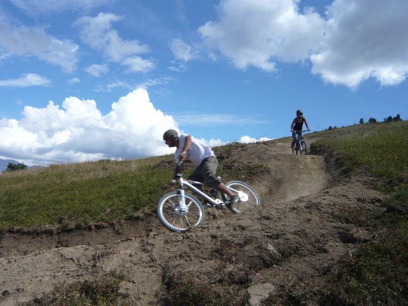 Bike Park de Chabanon Selonnet