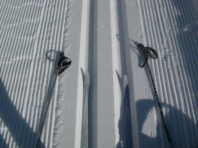 Ski de fond Fanget