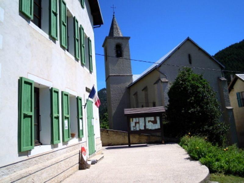 Village d'Auzet