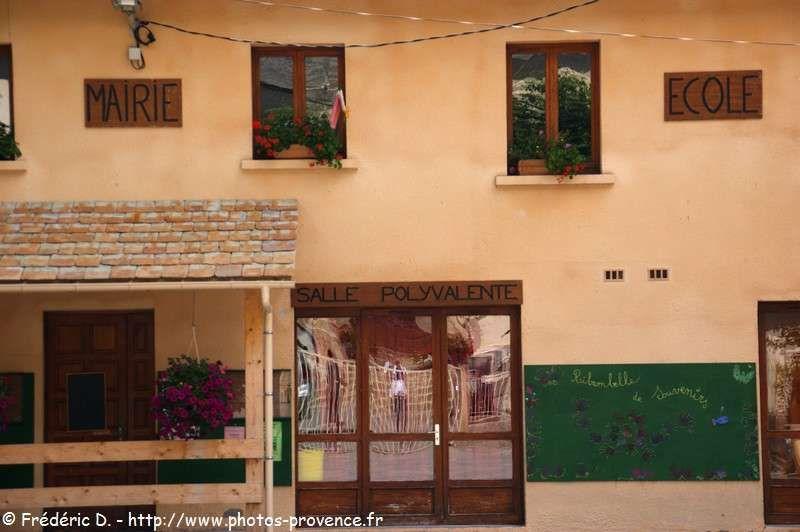 Village de Barles