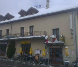 Hôtel Restaurant Chez le Poète