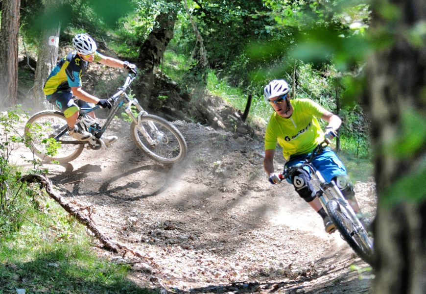 Bike Park de Montclar