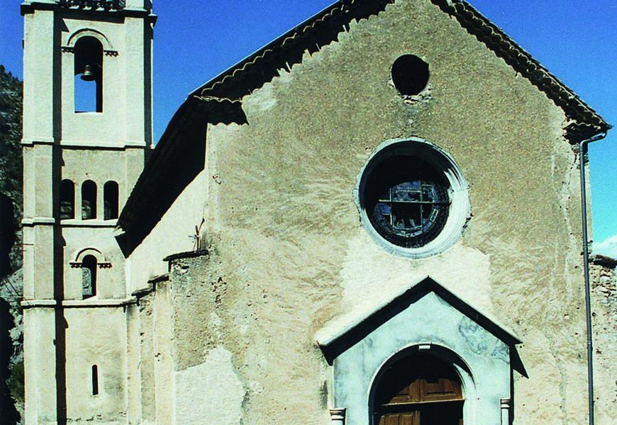 Village de Saint Martin les Seyne