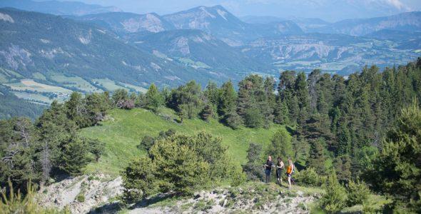 Randonnée la crête du Grand-Puy
