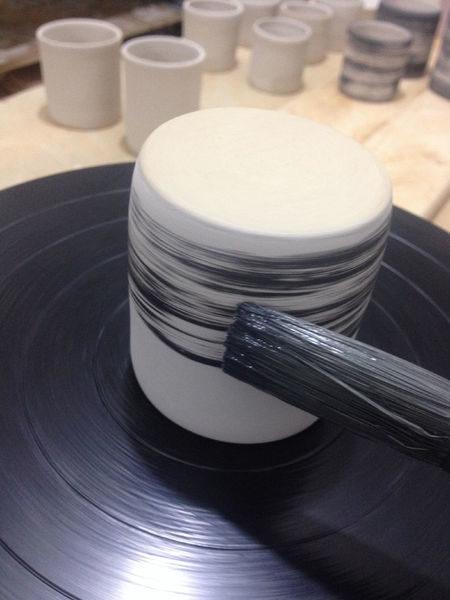 peinture poterie