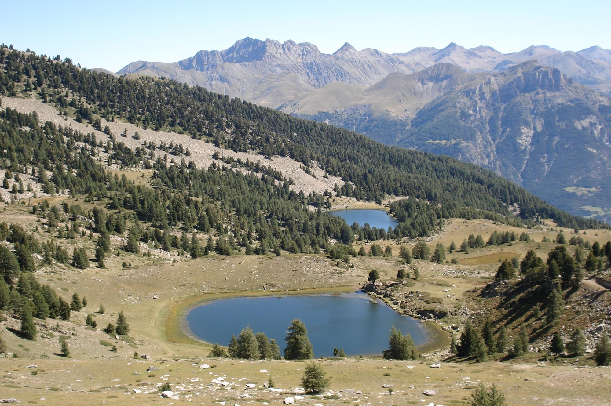 Le lac noir