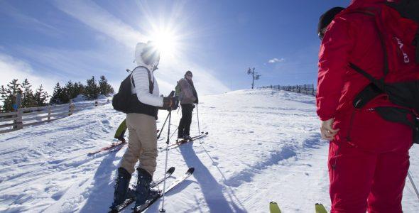 ski de rando ESF eductour