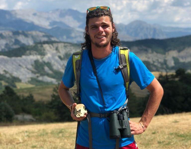 Accompagnateur en Montagne Louis Teyssier