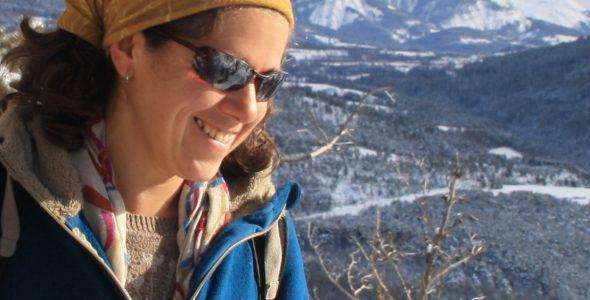 Accompagnatrice en montagne