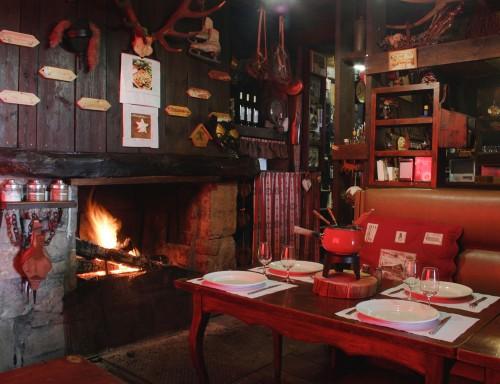 Restaurant Les Clapeiries
