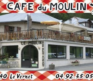 Bar Restaurant Le Café du Moulin