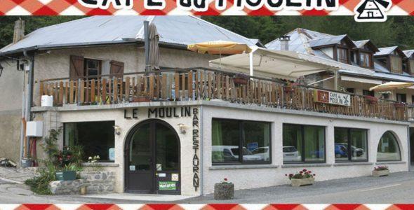 Bar Restaurant Le Café du Moulin