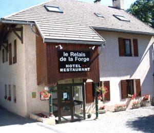 Hôtel-Restaurant Le Relais de la Forge