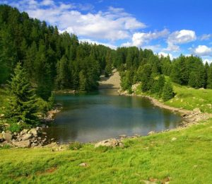 Les Lacs du Col-Bas