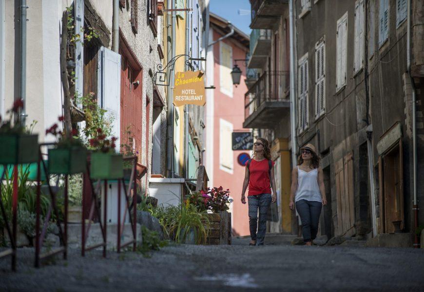 Villages & Cités de Caractère Seyne les Alpes