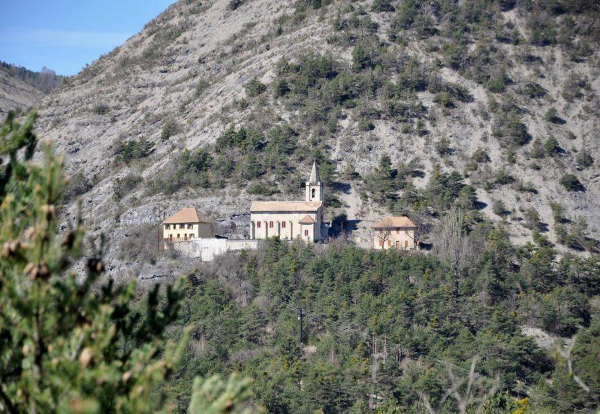 Village de Saint Martin lès Seyne