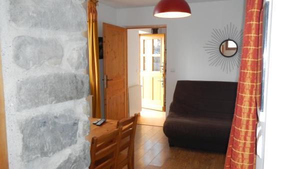 Appartement T2 La Pérourière Montclar