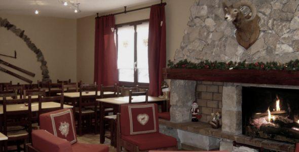 Hôtel – Restaurant Le Blanchon