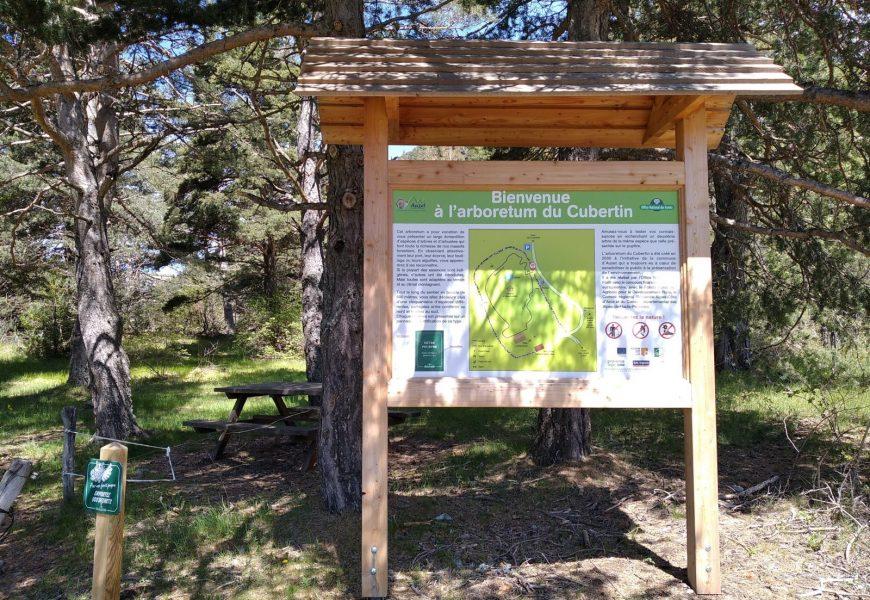 Présentation Arboretum du Cubertin